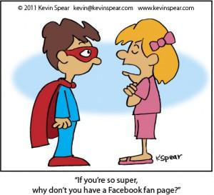 social media hero
